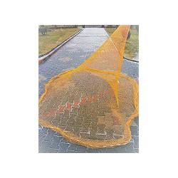 Rzutki sieciowe to sieci rybackie na akweny o dużym zarybieniu