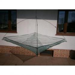 Podrywki i parasolki różne rozmiary - tanie sieci rybackie