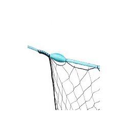 Wontony stylonowe - sieci rybackie z różnymi rozmiarami oczek.